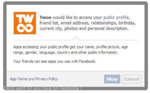 این سایت هر آنچه که در فیسبوک دارید از شما میخواهد