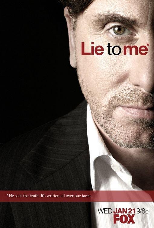 پوستر فیلم lie to me