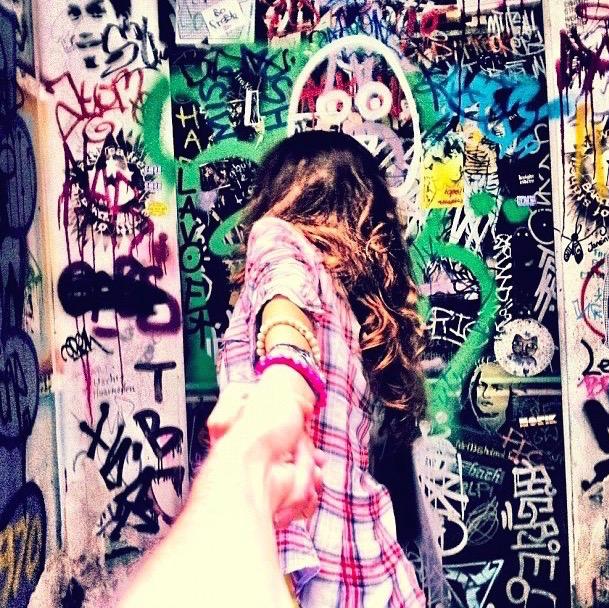 Follow Me - Barcelona