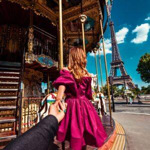 #followmeto the Eiffel Tower in Paris