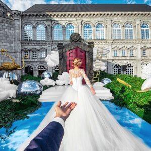 #followmeto the wedding with my love @yourleo