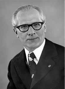 اریک هونکر دیکتاتور آلمان شرقی