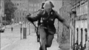 اولین فرار از آلمان شرقی توسط یک سرباز