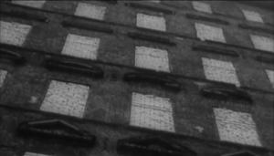 ساختمان های آجر چیده شده