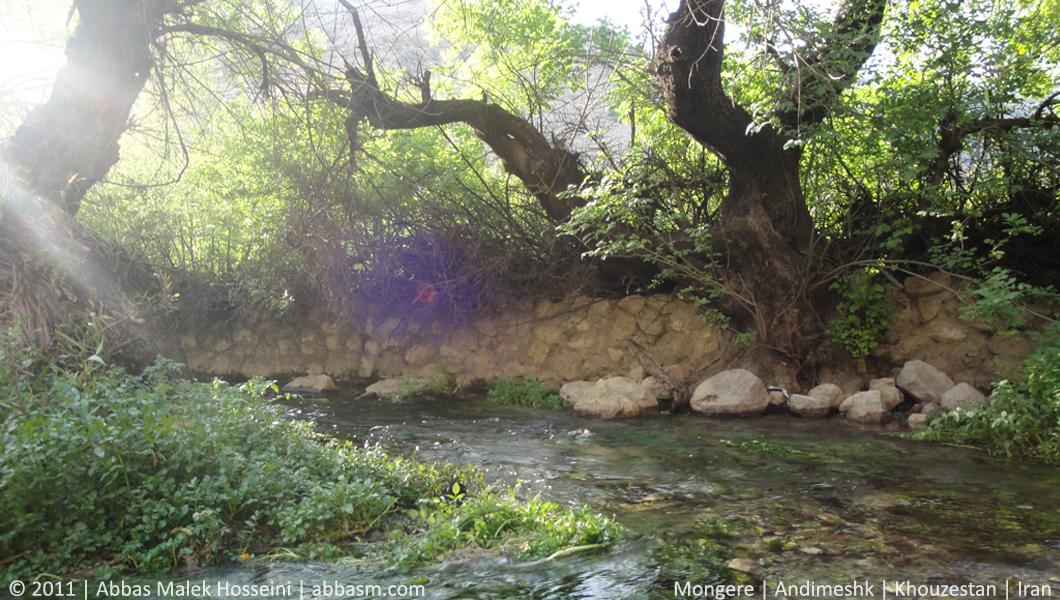 طبیعت منگره اندیمشک - عباس ملک حسینی
