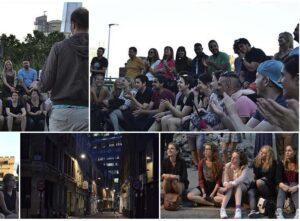 تصویری از تور پیادهروی جک قاتل در لندن