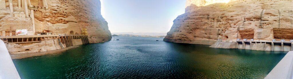 دریاچه سد دز اندیمشک - عکس از عباس ملک حسینی